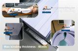 450book/H A3 A4 Format de papier une fois Deux fois la colonne vertébrale Livre de mouture de colle thermofusible Machine de la thermorelieuse