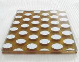 6.38mm 박판으로 만들어진 안전 유리 박판으로 만들어진 또는 색을 칠한 박판으로 만들어진 유리