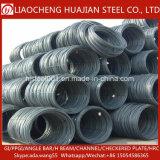 Rebar de acero deformido exportación barata para la construcción