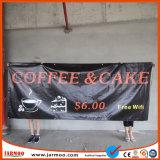 カスタム広告PVC Frontlit屈曲の旗