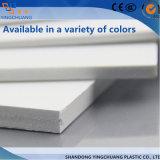 strato libero della gomma piuma del PVC della plastica di 3mm per i materiali da costruzione