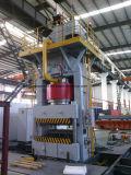 Presse hydraulique de retrait de plaque métallique