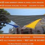 Het beste Zeil van de Schaduw van de Kwaliteit 10 van de Garantie Jaar van het Zeil van de Schaduw