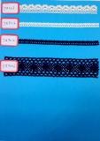 Хлопок кружевом по пошиву одежды вспомогательного оборудования (1165)