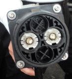 De elektrische Stop van de Auto gelijkstroom van de Stop van de Batterij van de Auto/de Snelle Contactdoos van de Lader Chademo