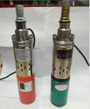 Controlador da bomba de água solares da bomba de água solares 3 Polegada
