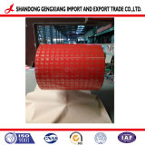 PPGL Prepainted Galvalume bobinas de acero