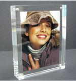 Bâti acrylique de photo de décoration à la maison