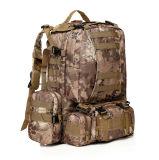 Mochilas de qualidade 50L Molle Assault Tactical Outdoor Military Mochilas