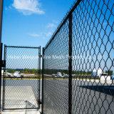 Malla de alambre galvanizado de acero inoxidable valla valla de privacidad