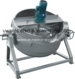 Haute qualité de la vapeur avec mélangeur Heaing Marmite