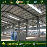 Светлым гальванизированное высоким качеством здание мастерской фабрики низкой стоимости стальное