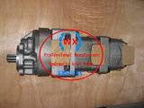 Escavadora genuína quente D475A-5 de Factory~ KOMATSU. Bomba de engrenagem: 704-71-44071. Peças sobresselentes da bomba de engrenagem do trem de potência
