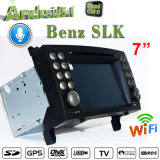 BlendschutzCarplay Android 5.1/1.6 Gigahertz-Auto DVD GPS für MERCEDES-BENZ Slk Radio-DVD
