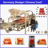 Блок делая машину с немецкой высокой технологией