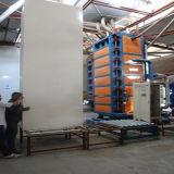 La gomma piuma di Fangyuan ENV riveste la linea di pannelli di produzione
