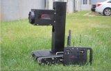 Il robot con l'unità elettronica di udienza ha la funzione di sollevamento