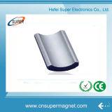 Спеченные высокием стандартом магниты неодимия дуги
