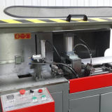 Aluminiumfenster-Türrahmen-Ecken-Verbinder-Ausschnitt-Maschine