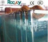 Effet de serre de haute qualité du verre flotté clair trempé avec l'ISO et de certificat CE