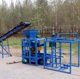 Tipo de vibração4-26 Qt Semiautomáticos máquina para fazer blocos fazendo tijolos