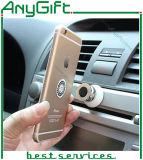 Держатель мобильного телефона вращения универсалии 360 магнитный для автомобиля