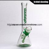 Illadelph Becher-Huka-rauchendes Glaswasser-Rohr