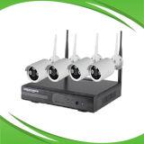 Câmara IP sem fios 8CH e sistema NVR