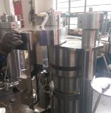 Kalte Walnuss-Ölpresse-Maschine für die Qualitäts-Walnuss-Öl-Herstellung