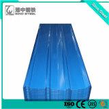 Strato d'acciaio galvanizzato preverniciato del tetto ricoperto colore impresso PPGI