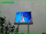 Schermo di visualizzazione del LED di pubblicità esterna P10