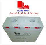 2V800ah de Zure Batterij van het Lood van de opslag voor Zonnepaneel