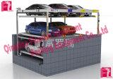 La piqûre multi d'étage a automatisé le levage de véhicule de stationnement