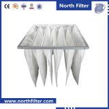 En779 G3 Beutelfilter der HVAC-Sythetic Faser-4V