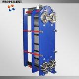 Plaque en acier inoxydable 316 Échangeur de chaleur pour l'amidon usine d'éthanol