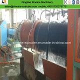 Macchinario dell'espulsore Pre-Isolato rivestimento del tubo di olio dell'HDPE con la gomma piuma di poliuretano