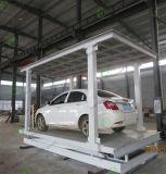 Meilleur Prix le stationnement du matériel hydraulique de levage automatique de type ciseaux