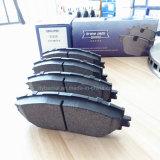 중국 공장은 좋은 품질 및 가격을%s 가진 자동차 부속을%s D1210 브레이크 패드를 도매한다