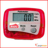 Podómetro de Haptime, podómetro do relógio, podómetro do futebol