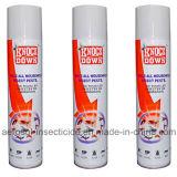 Knock Down Oil Base Effet Poweful Parfum Aerosol Insecticide Spray