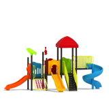 Parque Infantil exterior de plástico para crianças e crianças (JYG-15009)