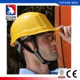 ABS de Bouwvakker van de Bouw van de Helmen van de Veiligheid met het Embleem van de Douane van de Groeven van de Regen