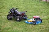1200 мм с 16HP Электрический пуск двигателя ATV косилки окончательной обработки