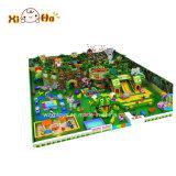 Les enfants de l'équipement de terrain de jeux d'amusement intérieur attrayant jouets