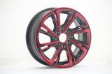 A liga do carro 14*5.5 roda peças de automóvel das rodas do alumínio após as rodas do mercado que competem as rodas