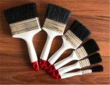 Сплющенное изготовление Jiangsu щетки краски ручки твердых нитей деревянное