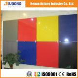 Mur rideau Material-Aludong composites en aluminium