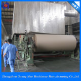 リサイクルされた紙くずを使用して機械を作る大きい容量の段ボール紙