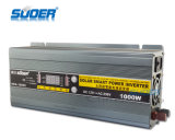 Suoer Power Supply 1000W Inverter DC 12V à AC 220V Onduleur solaire (HBA-1000C)