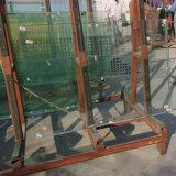 15мм большим Toughend Ultra Clear ламинированного стекла